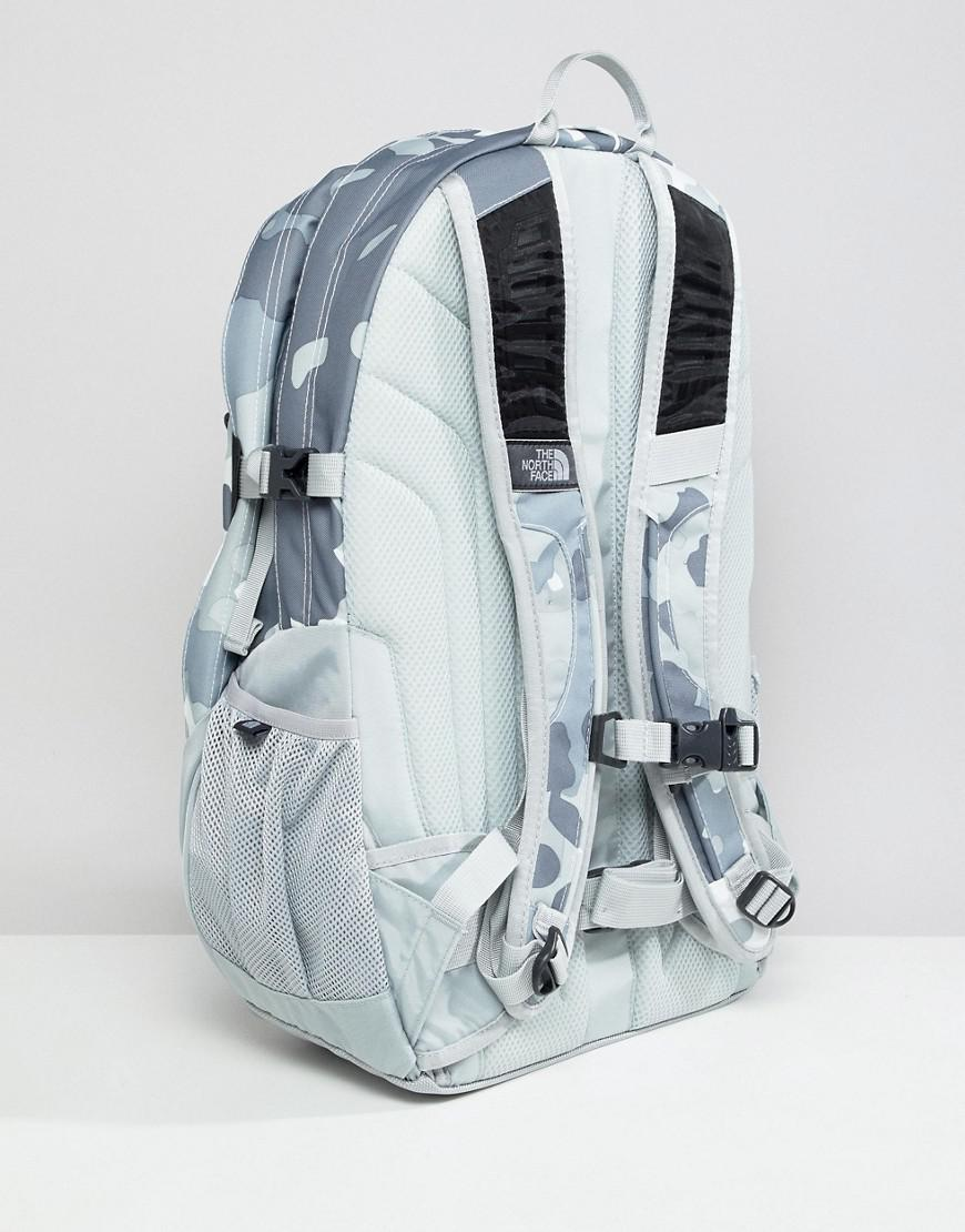 dbcad2012 The North Face White Borealis Classic Backpack 29 Litres In Macrofleck  Print for men