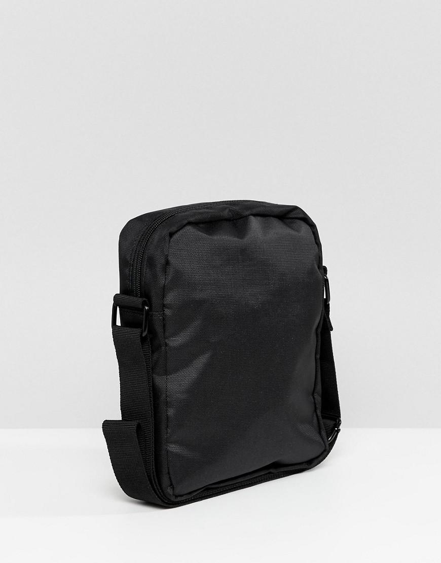 4ae4caee52d7 French Connection Nylon Flight Bag in Black for Men - Lyst