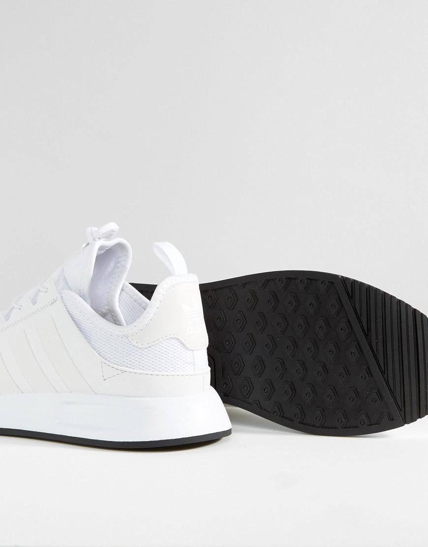 Adidas Originals x PLR zapatillas en blanco bb1099 Lyst en blanco para hombres