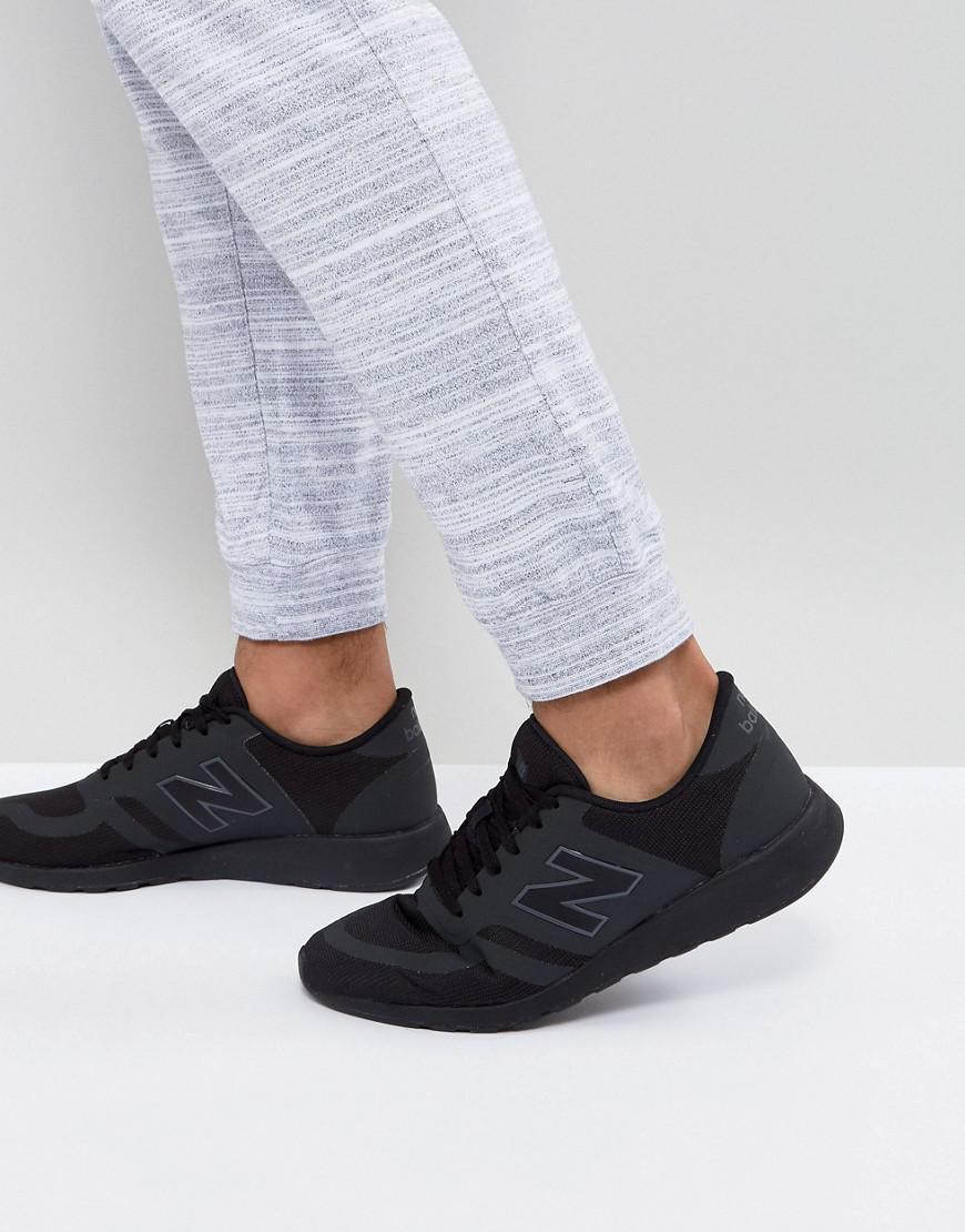basket new balance black