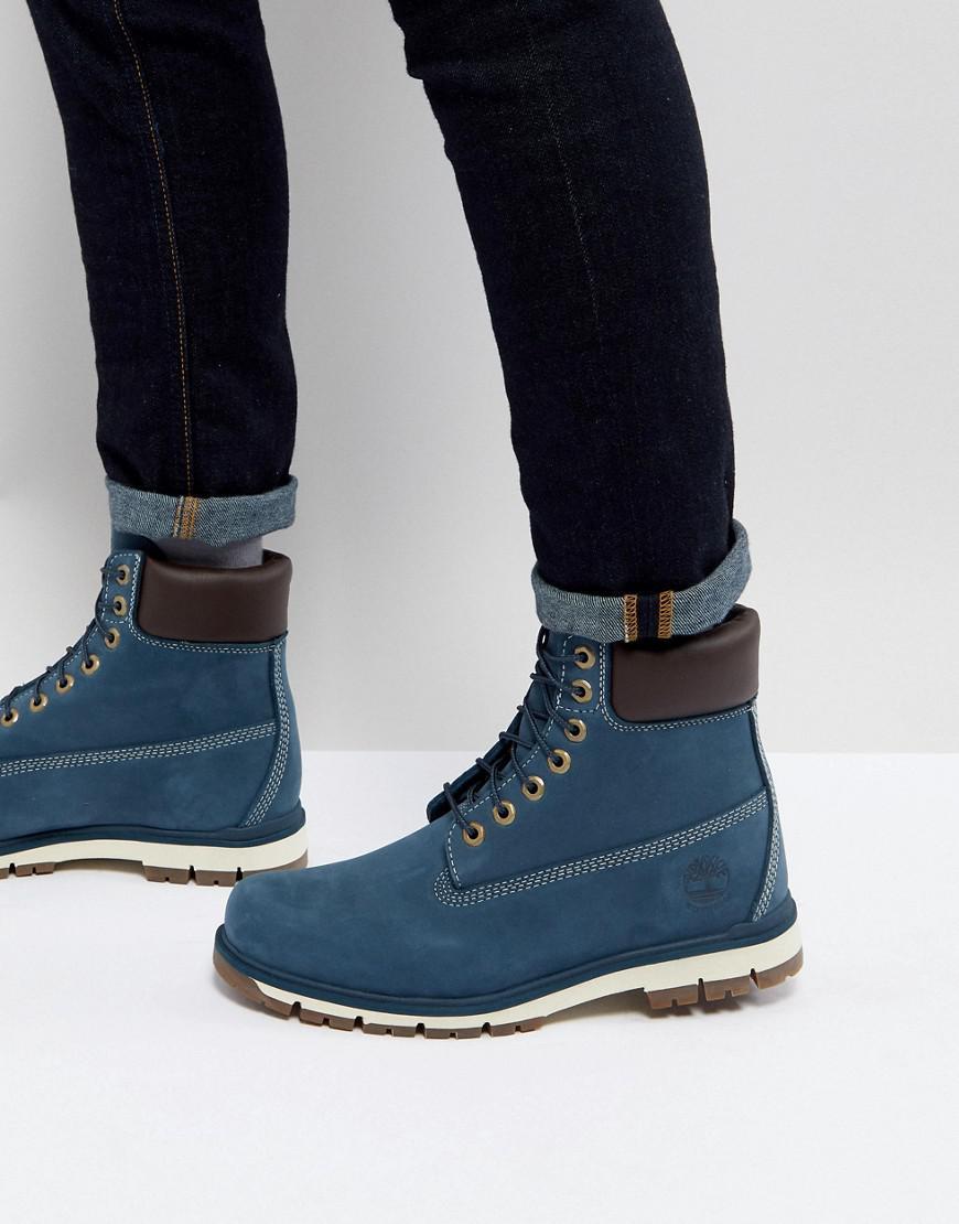 c41ea37b269 Timberland Blue Radford Lite 6 Inch Nubuck Boots for men