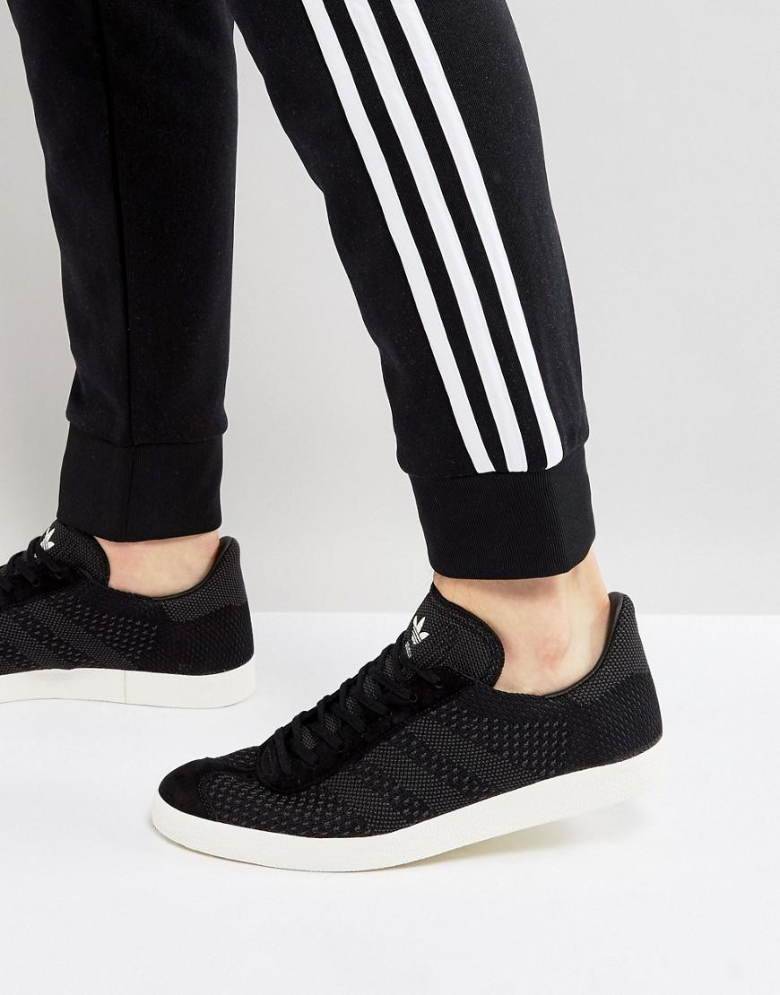 best price the best attitude wide varieties Gazelle Primeknit Sneakers In Black Bz0003