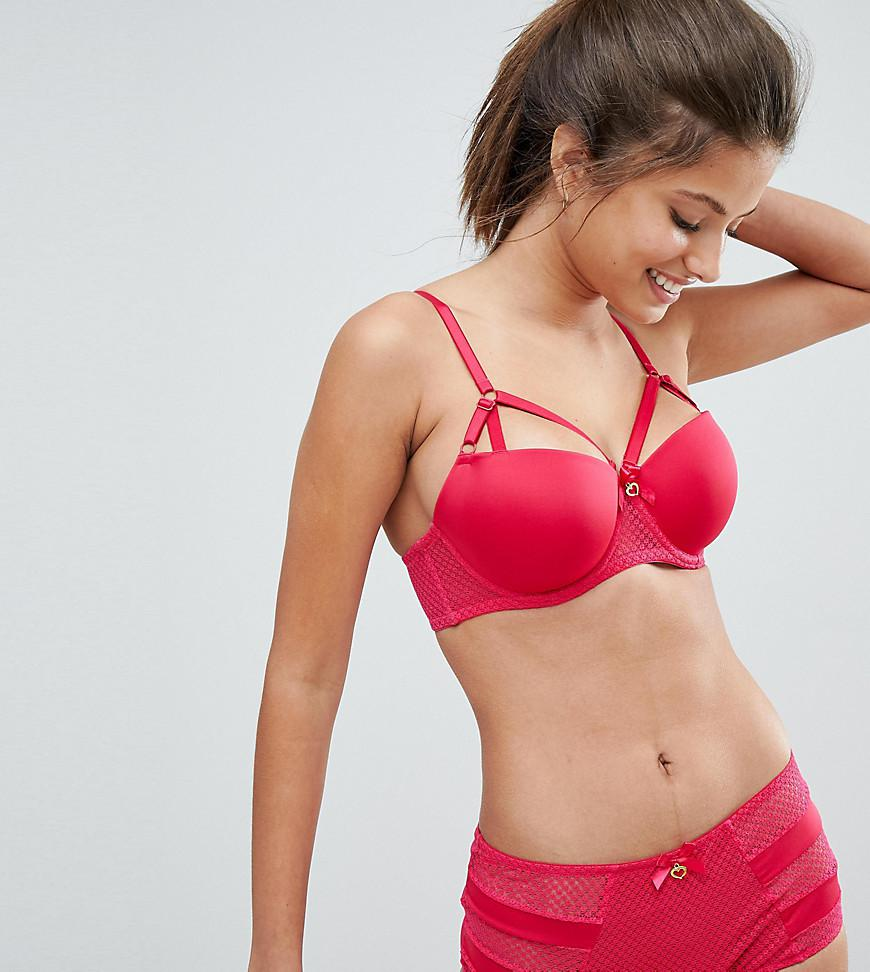 7918c67406a80 Lyst - Tutti Rouge G Cup in Red