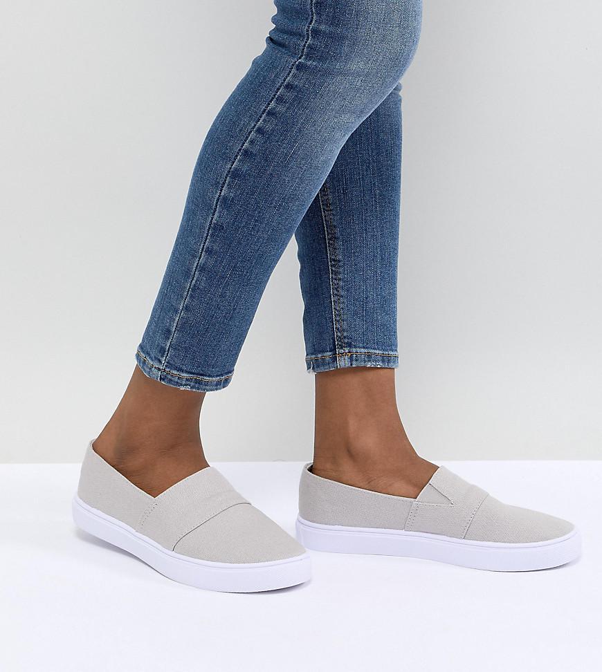 92ea6d644ec5 Lyst - ASOS Dodger Sneakers in Gray