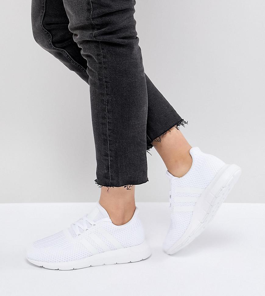 Swift Run Sneakers In Triple White