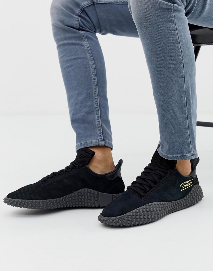 Kamanda Sneakers Triple Black