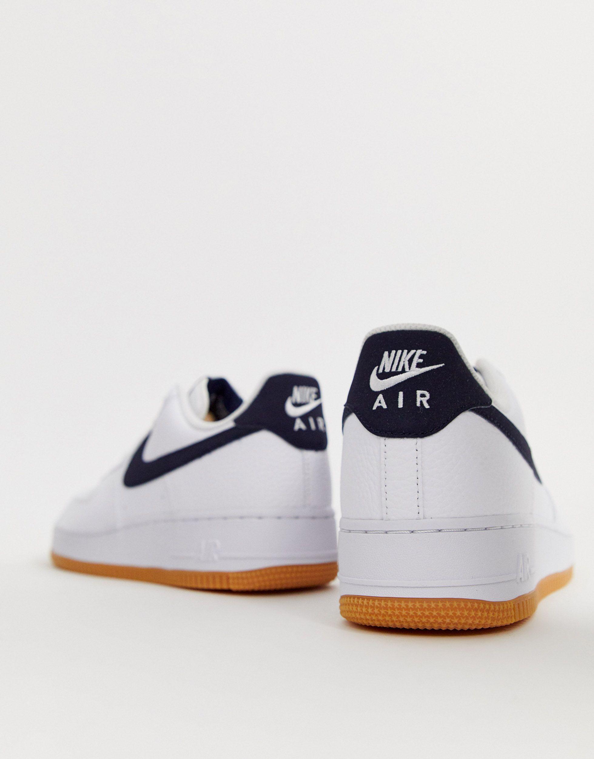nike air force 1 gum sole Shop Clothing