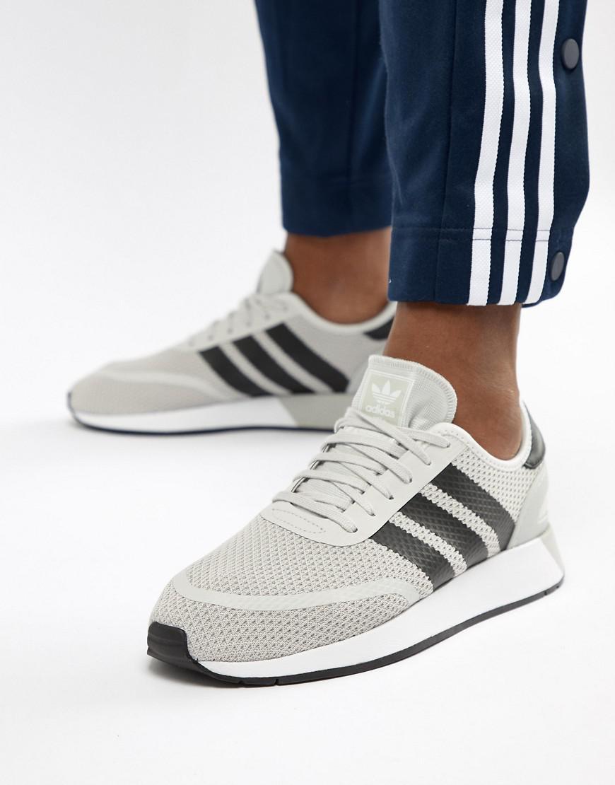 f787c9f9336 Adidas Originals Gray N-5923 Sneakers In Grey Aq1125 for men
