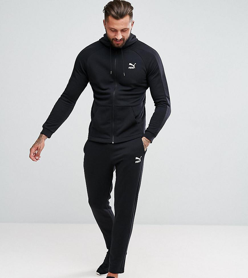 new high enjoy free shipping best selection of Skinny Fit Tracksuit Set In Black Exclusive At Asos