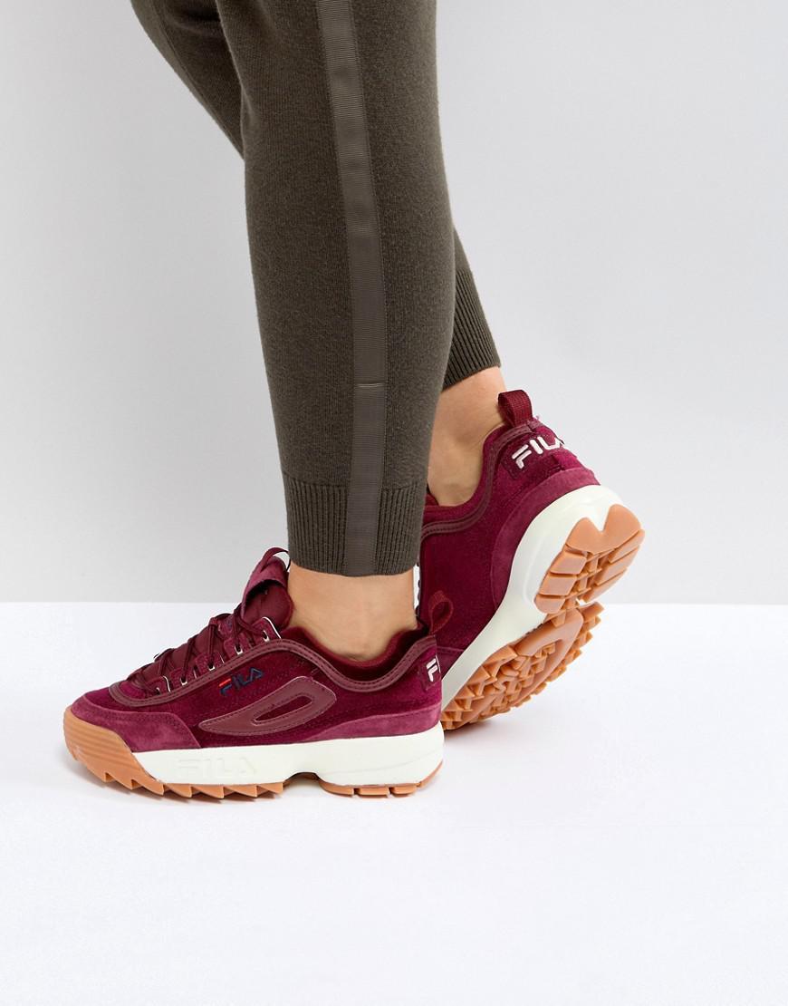 red velvet fila shoes \u003e Factory Store