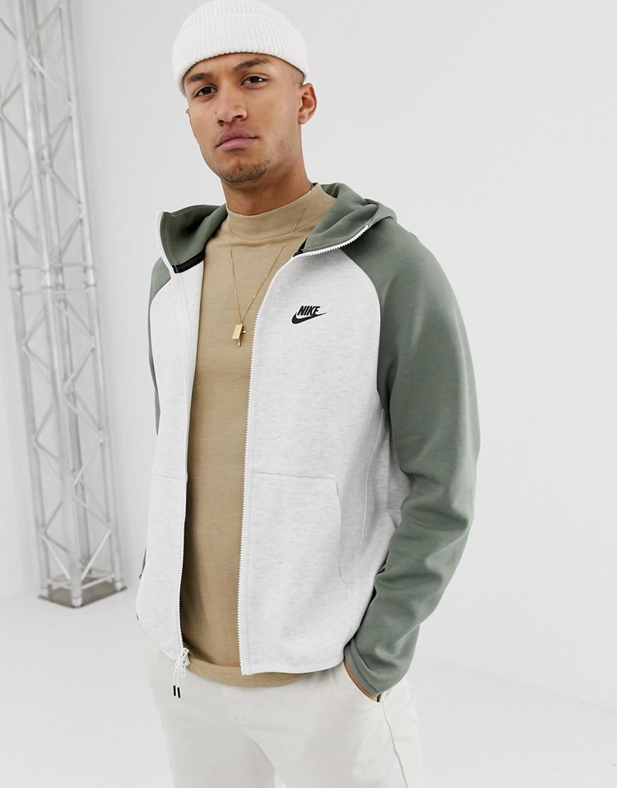 acerca de Respectivamente micro  Nike Tech Fleece Color - Block Hoodie for Men - Save 38% - Lyst