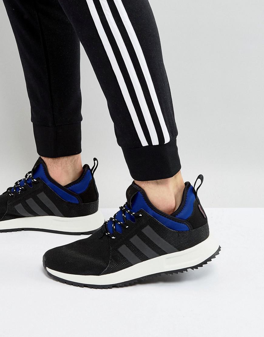 adidas Originals X_plr Boot Trainers In Black Bz0671 for Men
