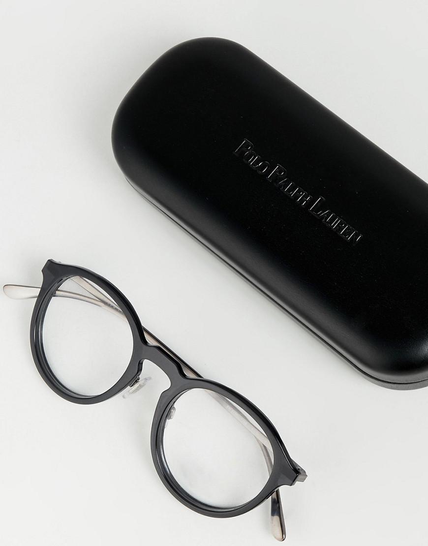 79d105be3c Polo Ralph Lauren 0ph2188 Round Optical Frames With Demo Lenses in Black  for Men - Lyst