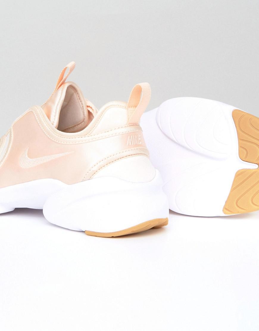 Compadecerse Yo Inconsciente  Nike Loden Sneakers In Barely Orange - Lyst