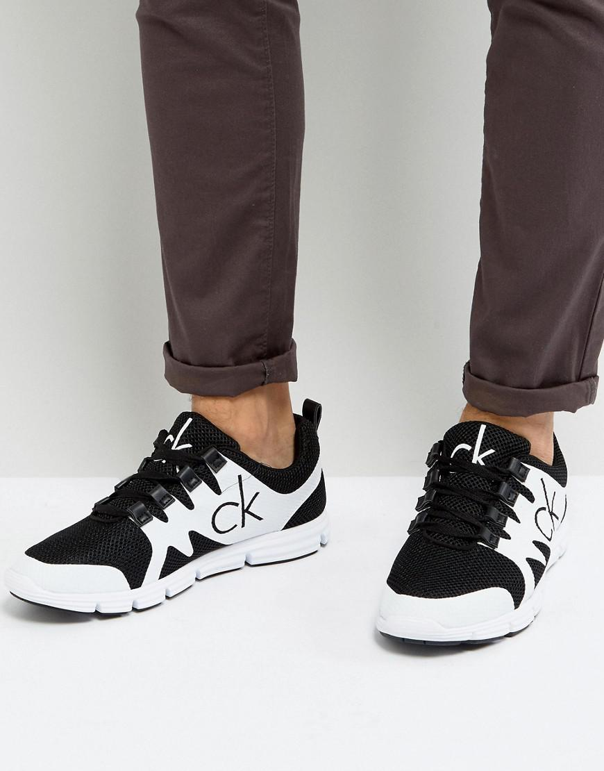 authentic great fit excellent quality Murphy Logo Runner Trainers