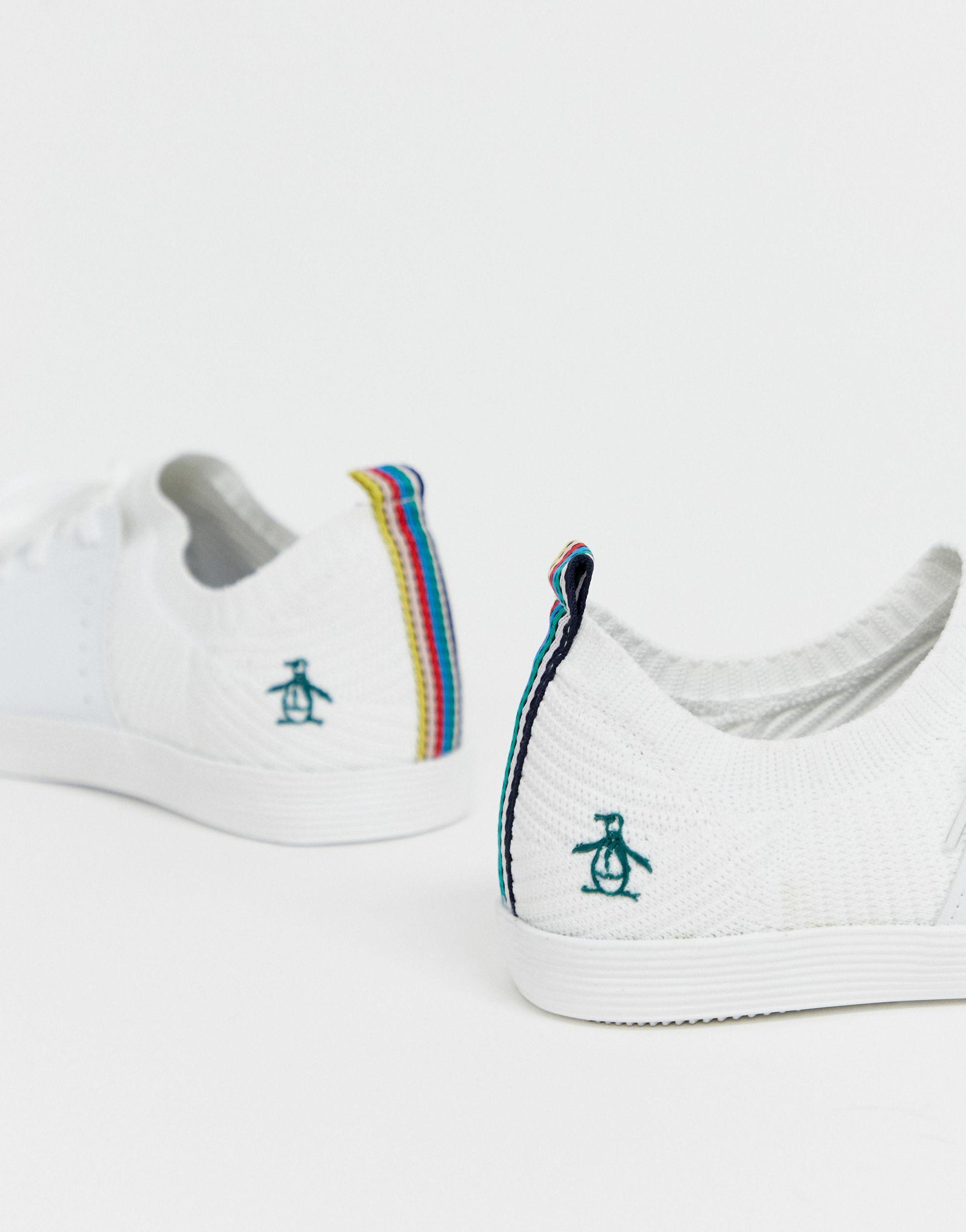 Zapatillas Original Penguin de Tejido sintético de color Blanco para hombre