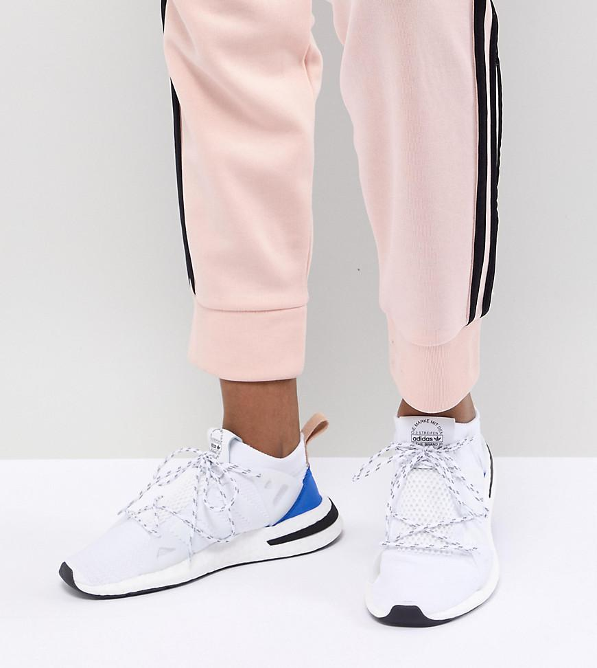Arkyn Trainers In White - White adidas Originals 3Tlh65pwm