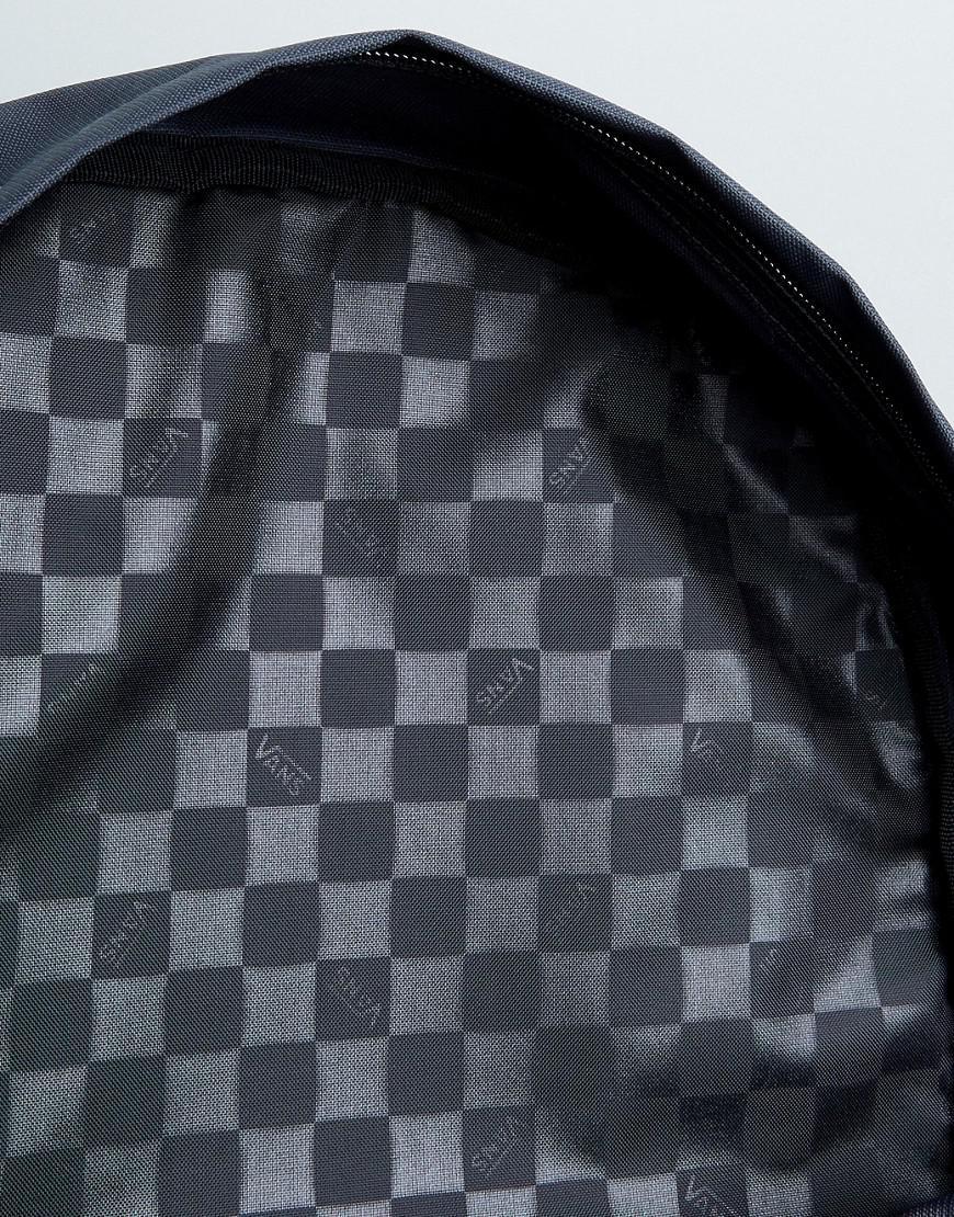 Vans Old Skool Plus Backpack In Grey V002tm1o7 in Grey for Men