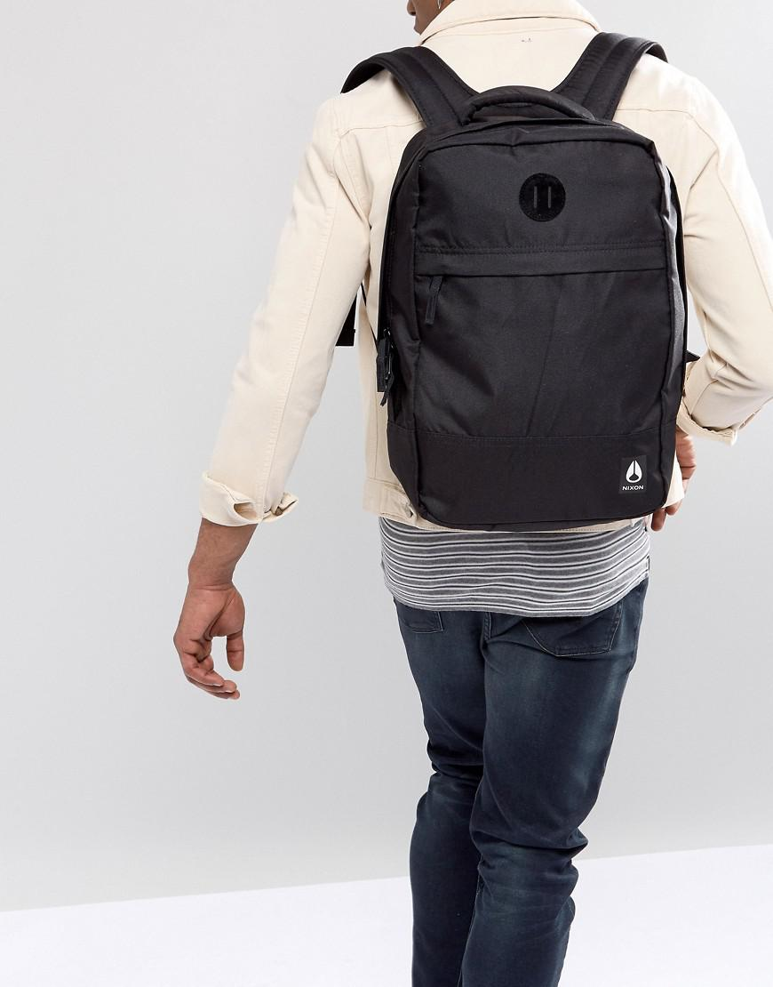 Nixon Beacons Ii Backpack In Black for Men