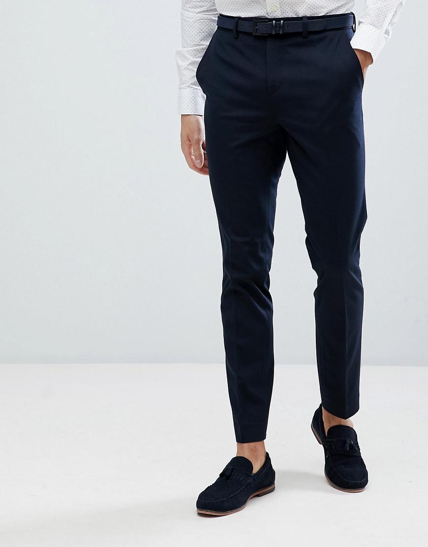 Bleu Jones Coloris Jack Costume Pantalon Pour Homme Ajust amp; Lyst De En 1pPSnYqpw