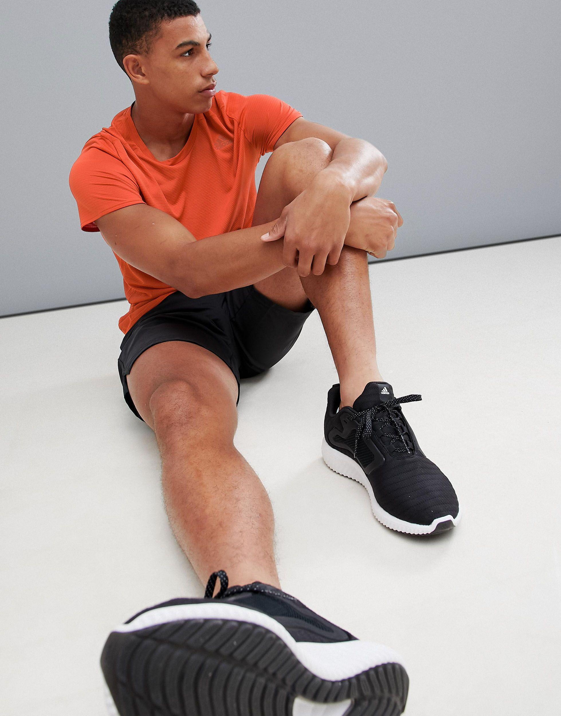 adidas Originals Adidas - Running - Supernova - T-shirt in het Oranje voor heren