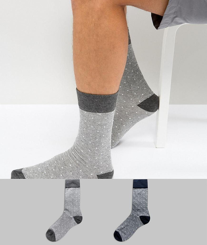 Mens Socks pack of 2 Selected Buy Cheap Newest Discount Authentic Buy FPbOdxlby7
