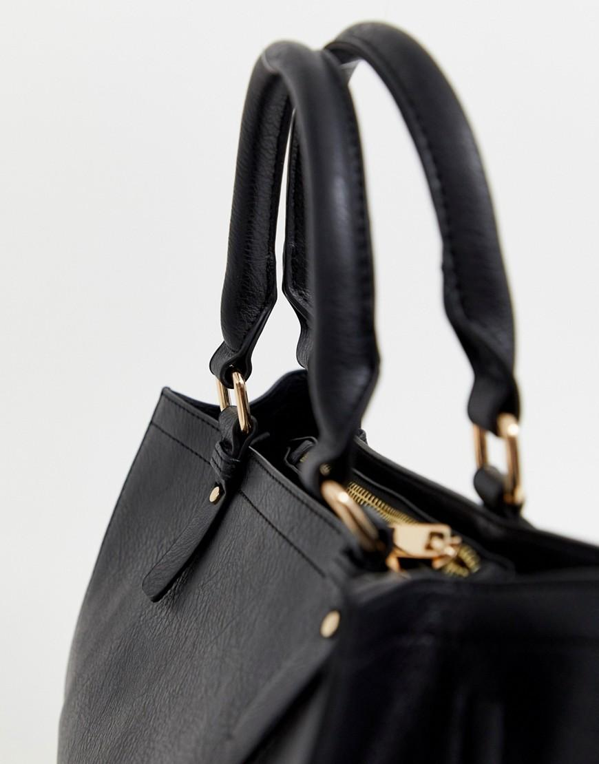 142dc4d06620 Lyst - Oasis Tote Bag in Black