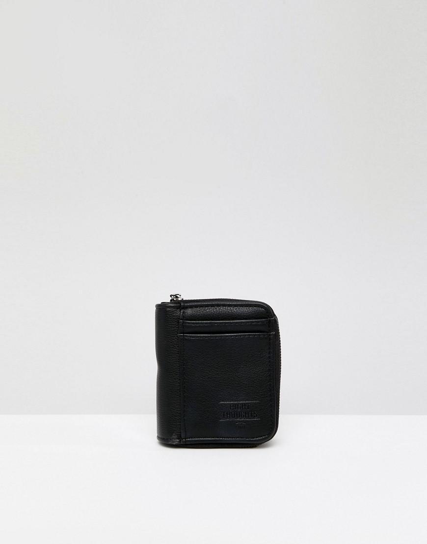 Lyst - Portefeuille Bershka pour homme en coloris Noir f494a643c91