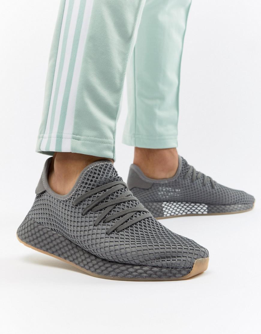 finest selection 96277 49023 adidas Originals. Mens Gray Deerupt Runner ...
