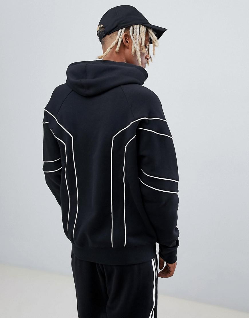 Original Adidas DH5223 EQT outline TP Trackpants Black Chat