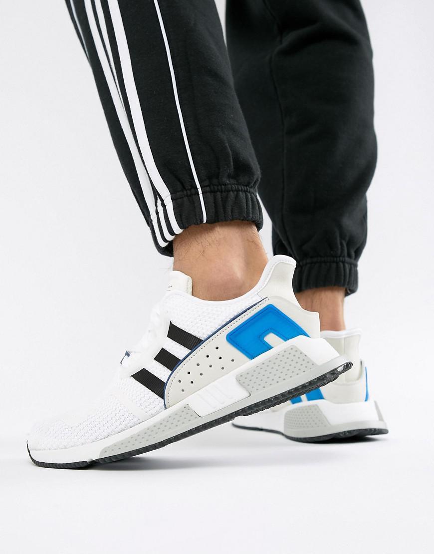 c80f3e96679 adidas Originals Eqt Cushion Adv Trainers In White Cq2379 in White ...