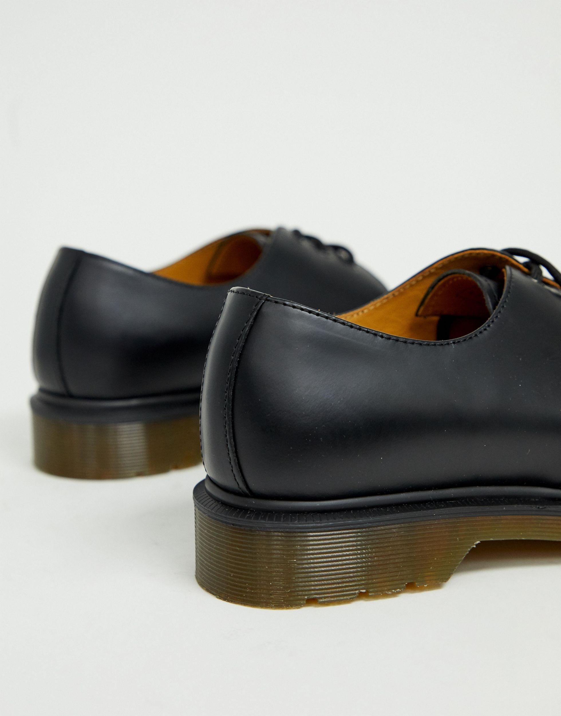 Dr. Martens 1461 Pw 3-eye Shoes in
