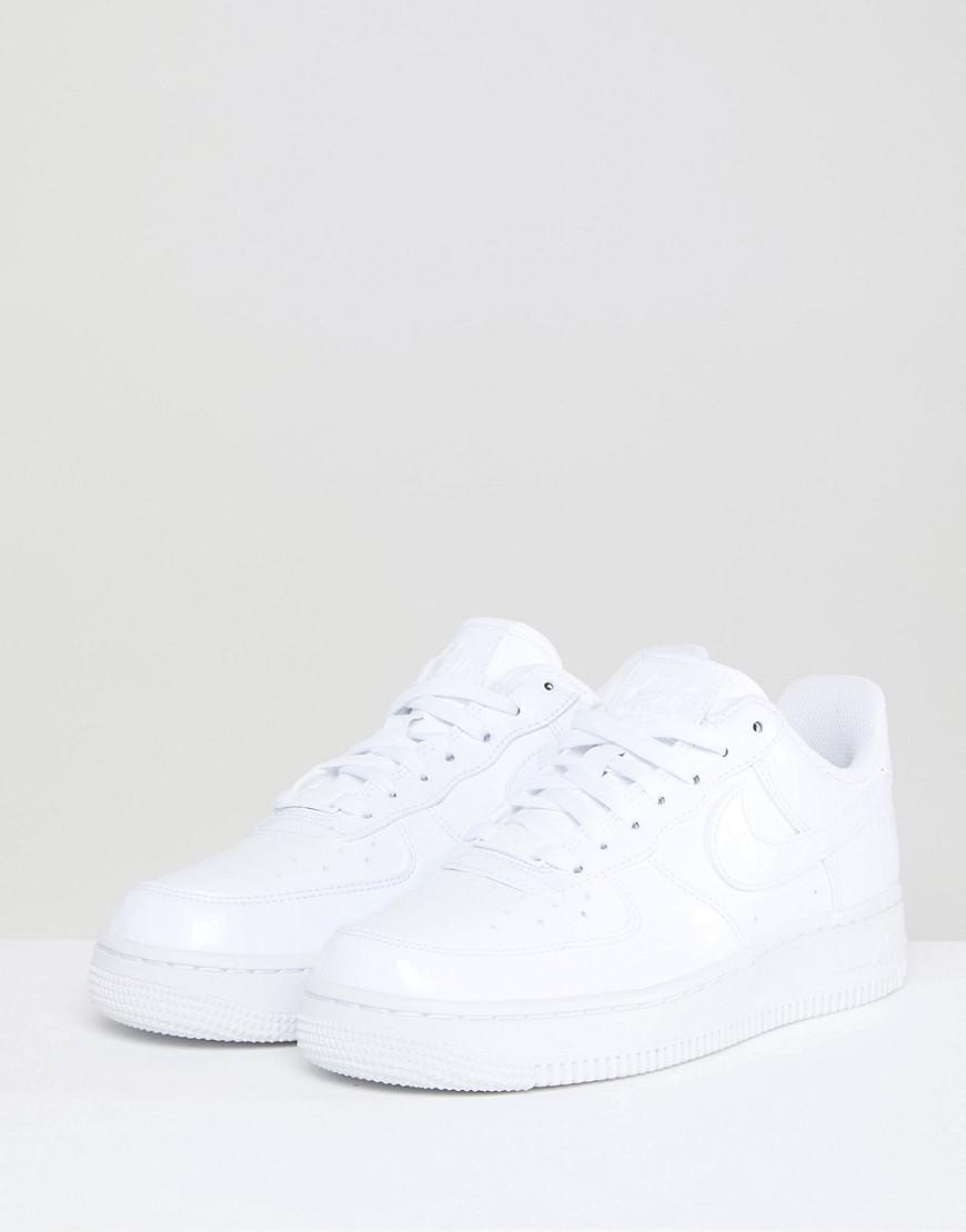 Snakeskin Trim 1 Air Force In Trainers White xBedCroW