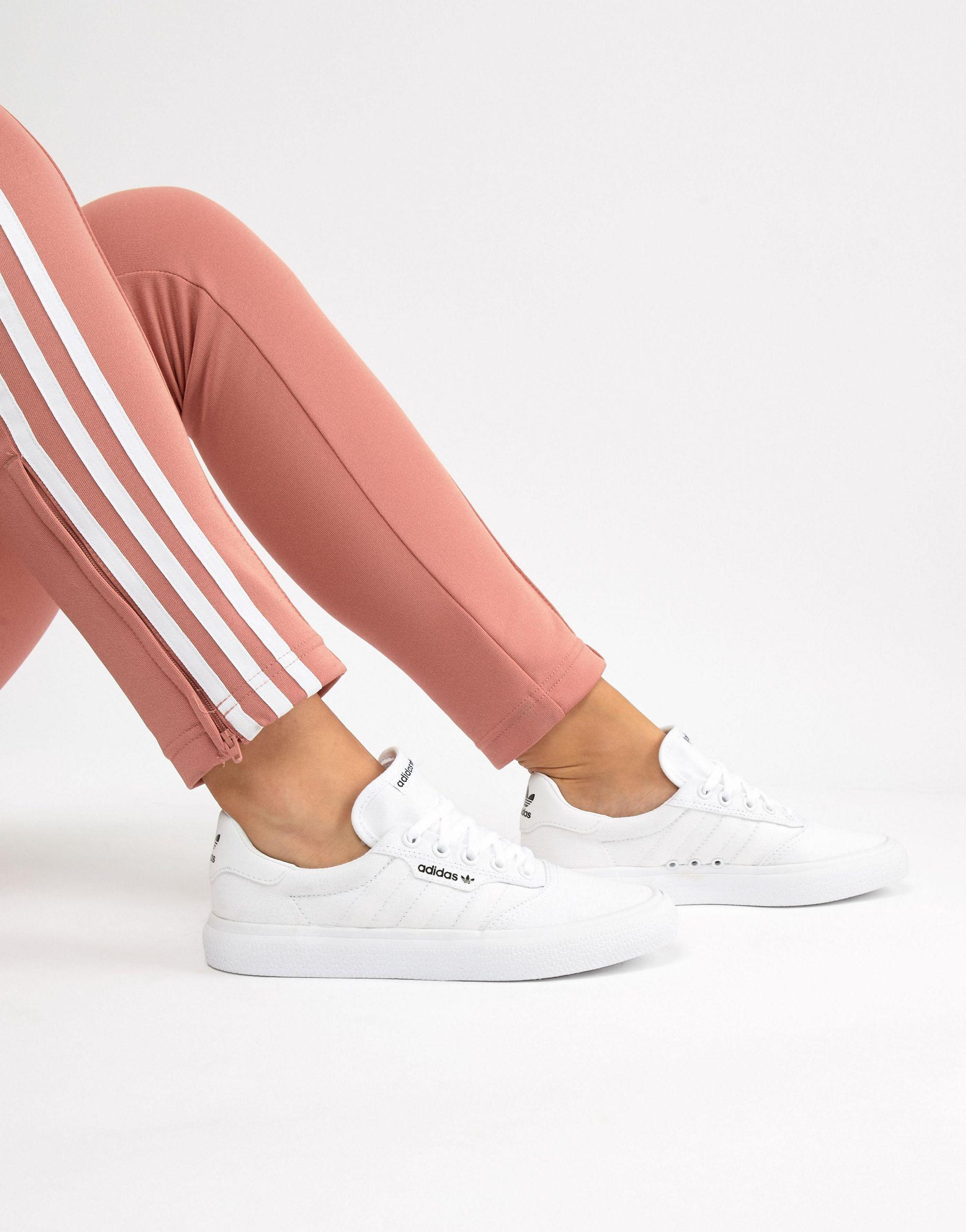 adidas Originals 3mc in White - Save 57