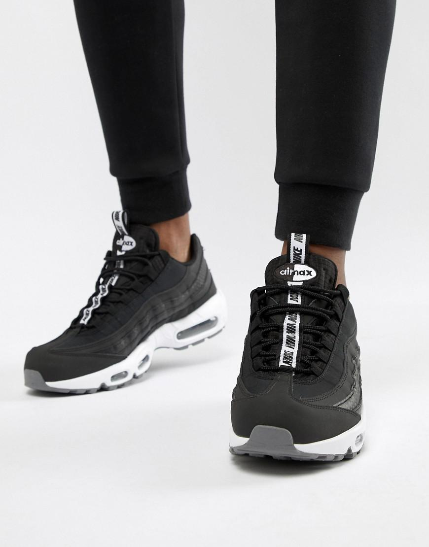Air Max 95 SE Nike pour homme en coloris Noir - Lyst