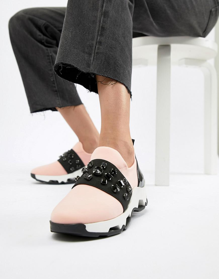 Sixtyseven Sixty Seven Runner Trainers in Pink
