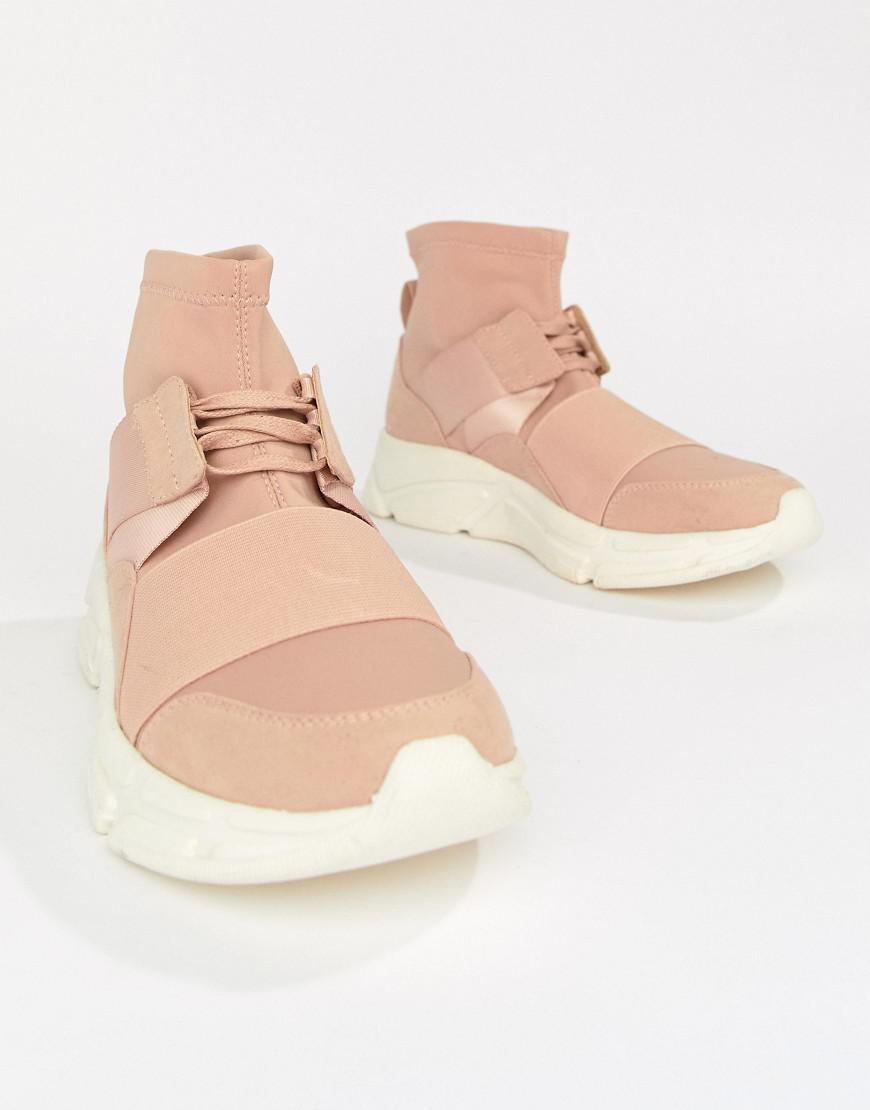 DESIGN Delphina Hi Top Trainers store cheap online outlet fashionable cheap sale wholesale price largest supplier for sale cheap sale footlocker finishline TaeEn