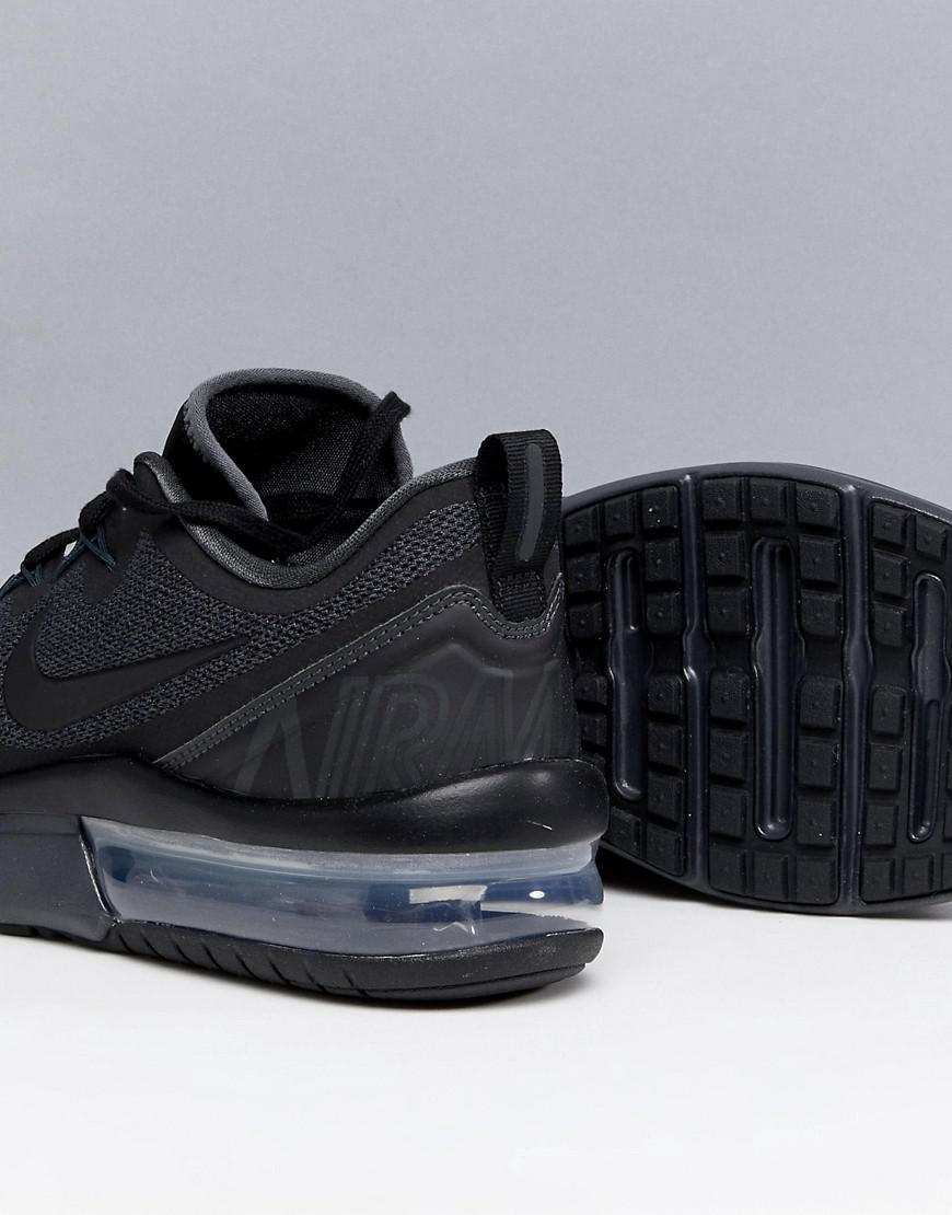 bbca691f2d0dc Nike Air Max Fury Trainers In Black Aa5739-002 in Black for Men - Lyst