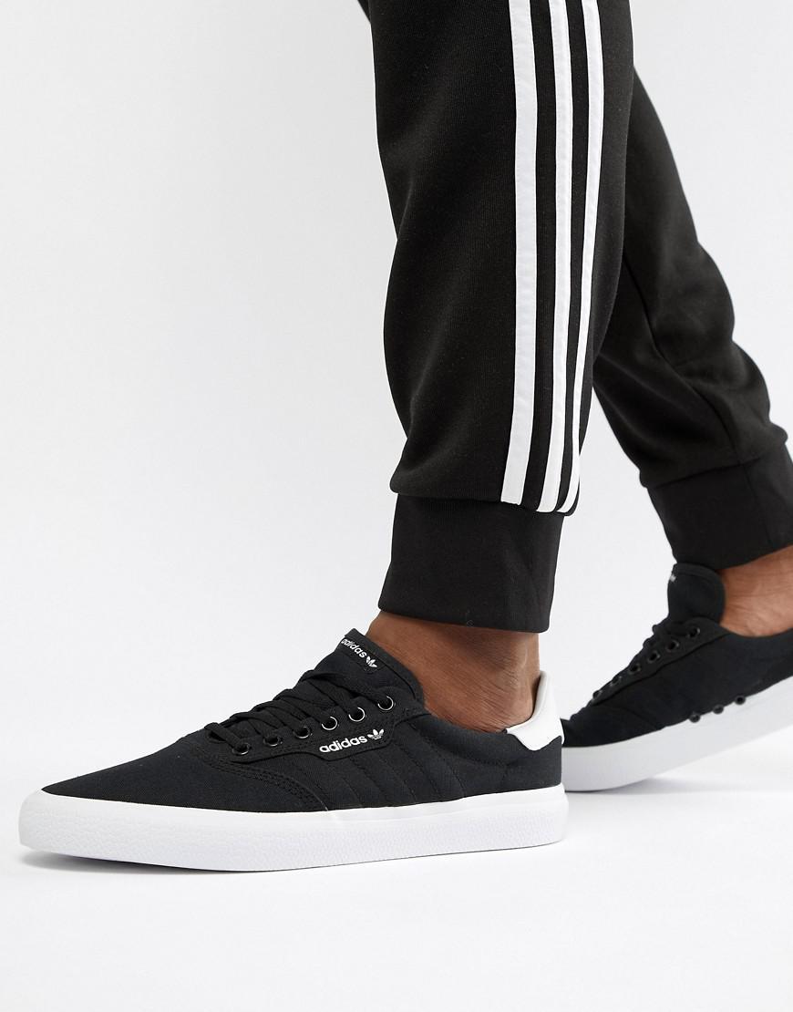 7dba62382e82 Lyst - adidas Originals 3mc Sneakers In Black B22706 in Black for Men