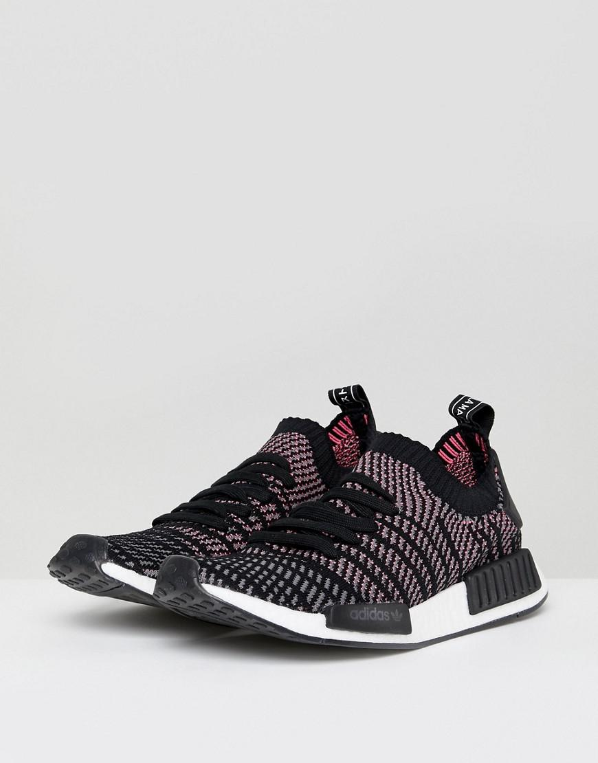 d55f87437 adidas Originals Nmd R1 Stlt Trainers In Black Cq2386 in Black for Men -  Save 35% - Lyst