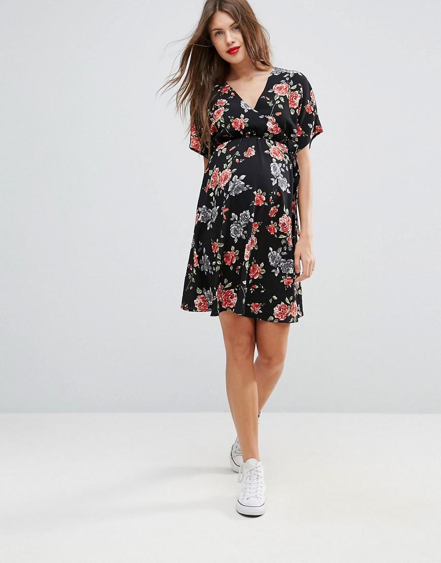 44db09080c New Look Floral Dress Asos