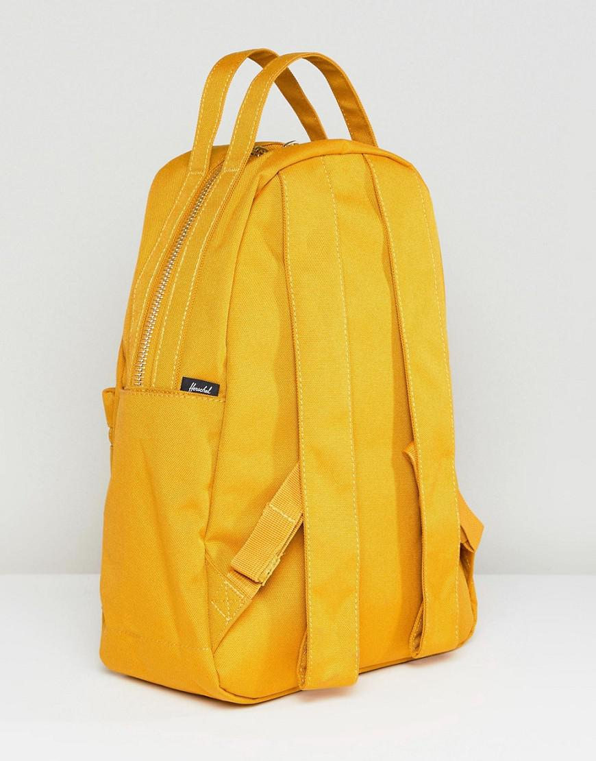 5a0adb3268 Mustard Yellow Vans Backpack- Fenix Toulouse Handball