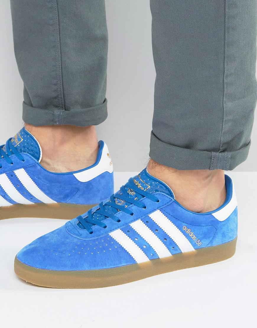 Lyst adidas Originals 350 zapatillas en azul by1862 en azul para los hombres