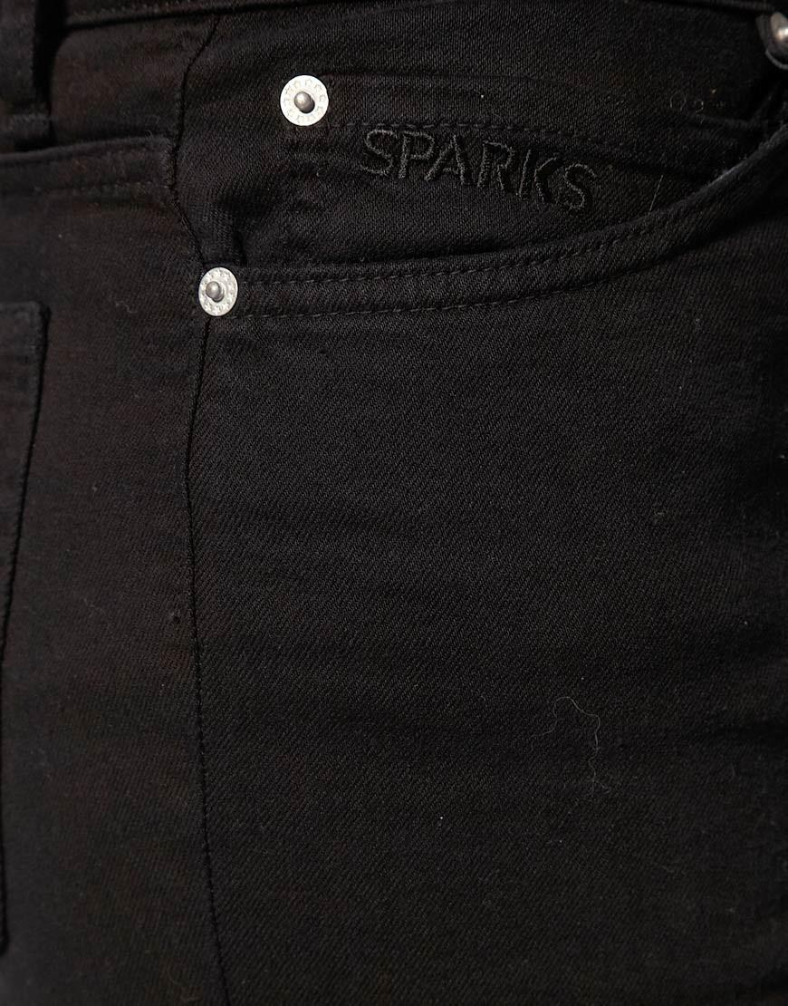 shades of los angeles amazing price Sparks Denim Sparky Jean in Black for Men - Lyst