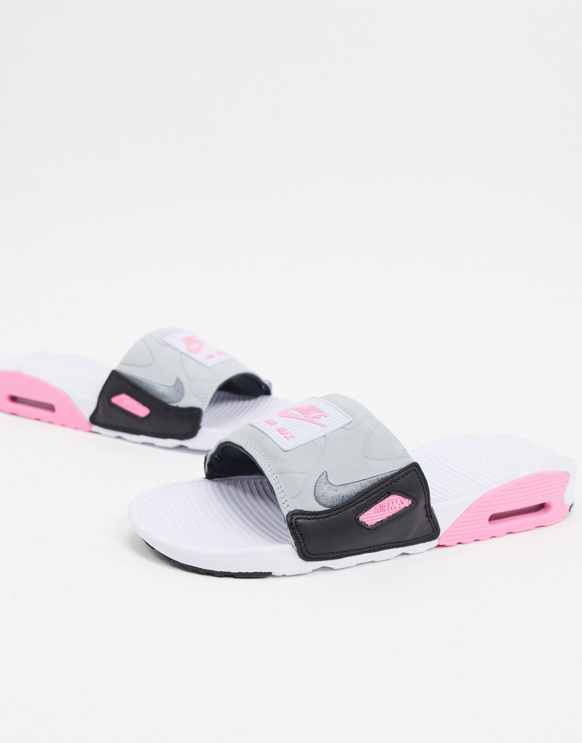 Air Max 90 - Mules - /rose Nike pour homme en coloris Blanc - Lyst