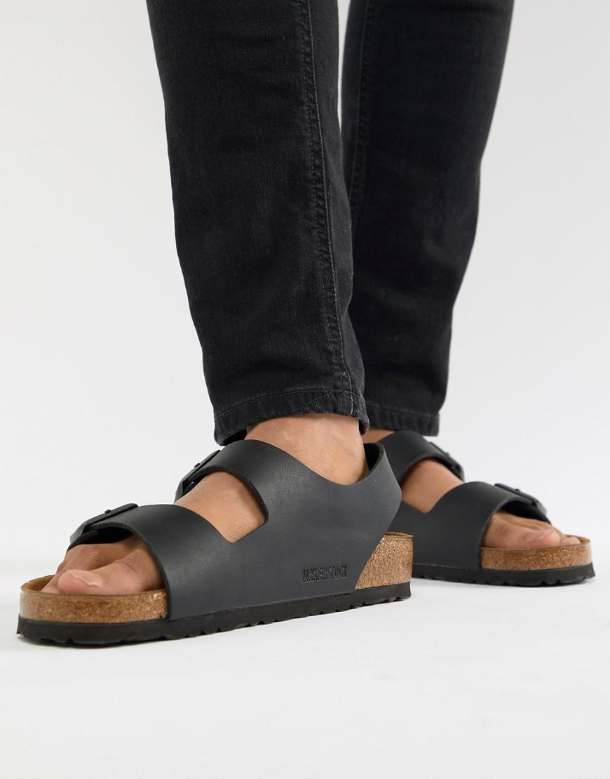d1254de2711ab Men's Milano Birko-flor Sandals In Black