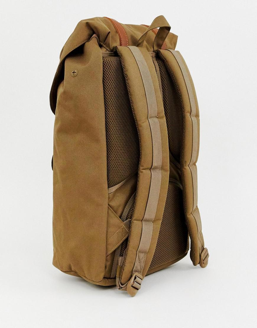 42912d6aadbc Herschel Supply Co. Little America 25l Backpack In Stone for Men - Lyst