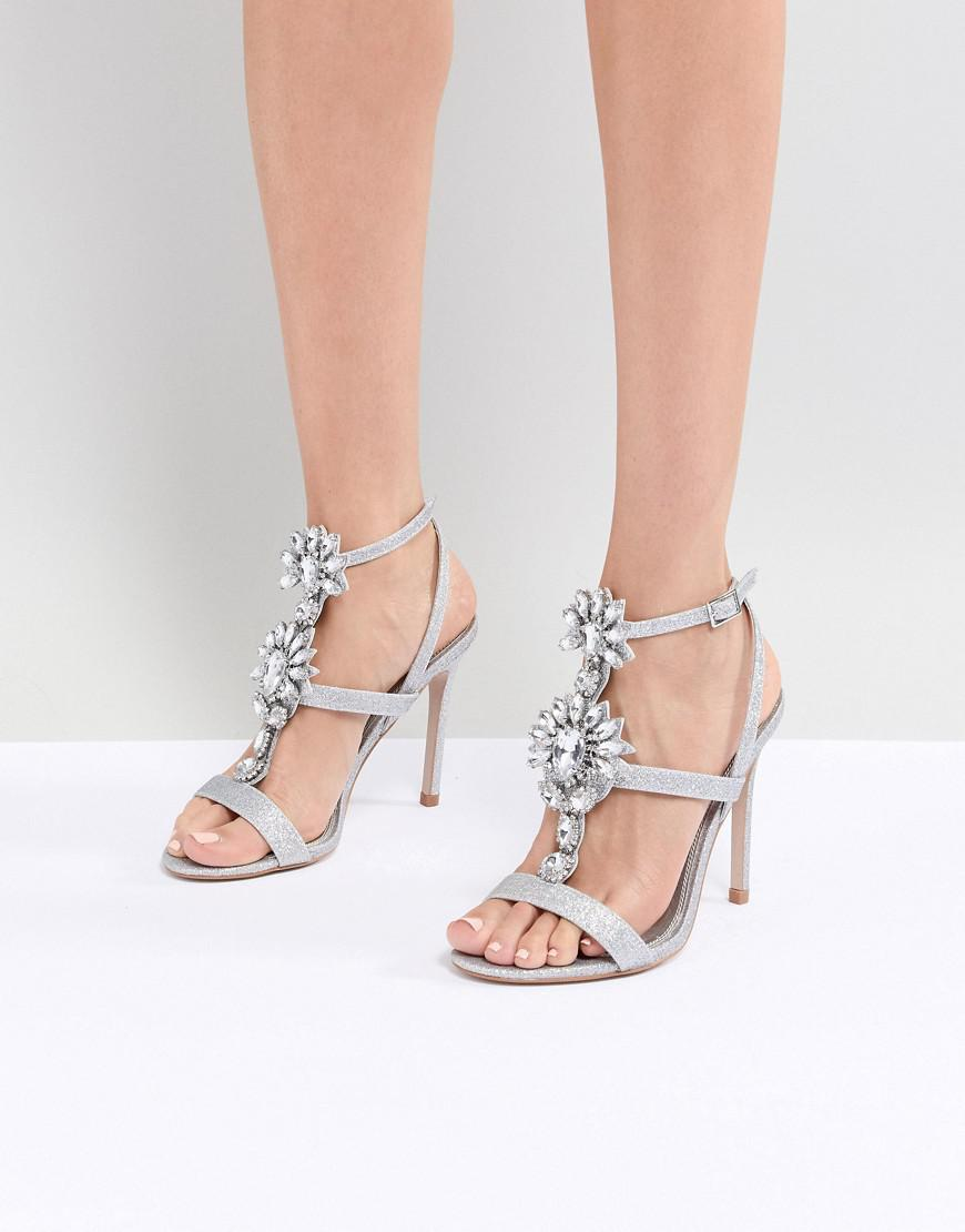 DESIGN Vikki Embellished Heeled Sandals low price fee shipping free shipping big sale outlet locations for sale outlet nicekicks low price fee shipping sale online smFCvo