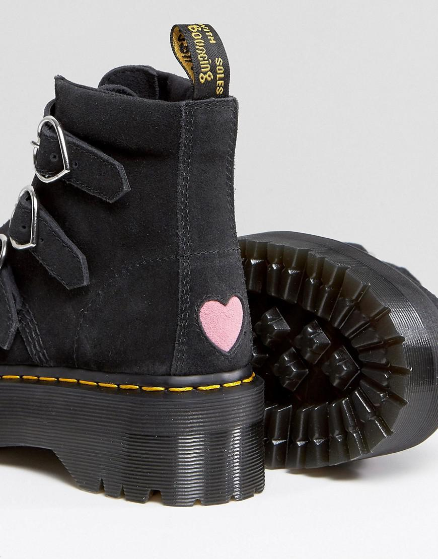 sale online new york really cheap X Lazy Oaf Boots In Black
