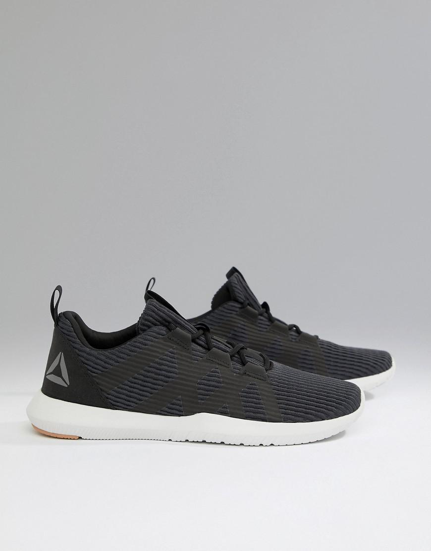 017e61d37d760 Reebok Training Reago Pulse Trainers In Black Cn5125 in Black for ...